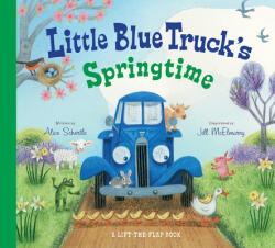 Little Blue Truck's Springtime (ISBN: 9780544938090)