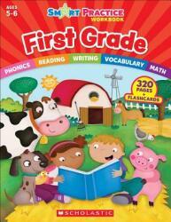 Smart Practice Workbook: First Grade (ISBN: 9780545862523)