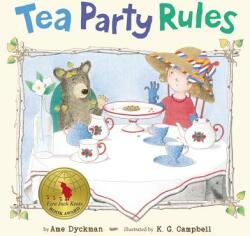 Tea Party Rules (ISBN: 9780670785018)