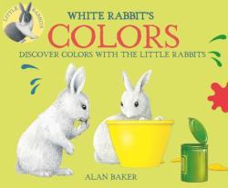 White Rabbit's Colors (ISBN: 9780753473207)