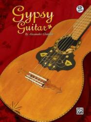 Gypsy Guitar: Book & CD (ISBN: 9780757914454)