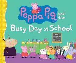 Peppa Pig and the Busy Day at School (ISBN: 9780763665258)