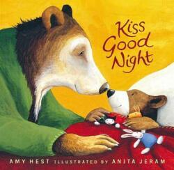 Kiss Good Night (ISBN: 9780763647483)