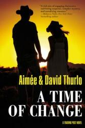 A Time of Change: A Trading Post Novel (ISBN: 9780765324559)