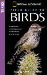 National Geographic Field Guide to Birds: Texas (ISBN: 9780792241874)