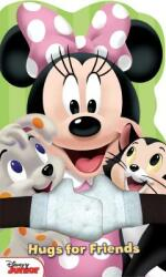 Disney Minnie Mouse Hugs for Friends: A Hugs Book (ISBN: 9780794430047)