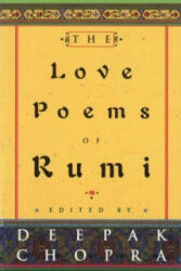 Love Poems Of Rumi - Deepak Chopra (1998)