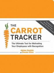 Carrot Tracker - Adrian Gostick (ISBN: 9780811876803)