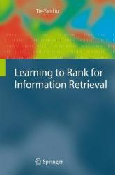 Learning to Rank for Information Retrieval (2011)