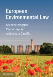 European Environmental Law (ISBN: 9781107640443)