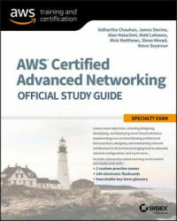 Aws Certified Advanced Networking Official Study Guide: Specialty Exam (ISBN: 9781119439837)