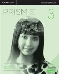 Prism Level 3 Teacher's Manual Reading and Writing (ISBN: 9781316625194)