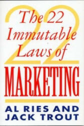 22 Immutable Laws Of Marketing - Al Ries (1994)