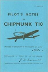 Pilot's Notes for Chipmunk T10 (2004)