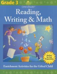 Gifted & Talented: Reading, Writing & Math, Grade 3 (ISBN: 9781411495555)