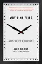 Why Time Flies: A Mostly Scientific Investigation - Alan Burdick (ISBN: 9781416540281)