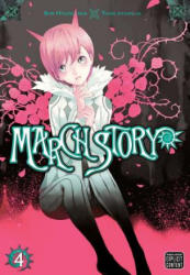 March Story, Vol. 4 (ISBN: 9781421549262)