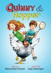 Quinny & Hopper (ISBN: 9781423178293)