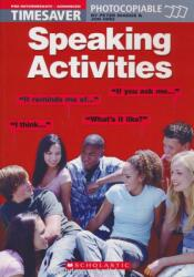 Speaking Activities Pre-intermediate - Advanced (2002)