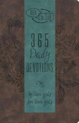 Teen to Teen: 365 Daily Devotions by Teen Girls for Teen Girls (ISBN: 9781433687822)