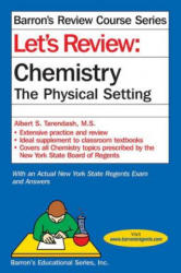 Let's Review Chemistry: The Physical Setting (ISBN: 9781438009599)