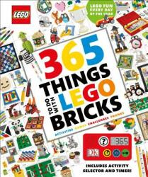 365 Things to Do with Lego Bricks (ISBN: 9781465453020)