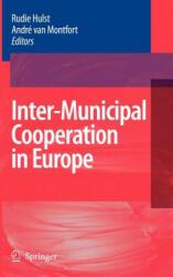 Inter-Municipal Cooperation in Europe - Rudie Hulst, Andre van Montfort (2007)
