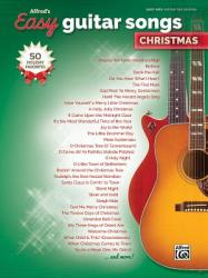 Alfred's Easy Guitar Songs -- Christmas: 50 Christmas Favorites (ISBN: 9781470636142)