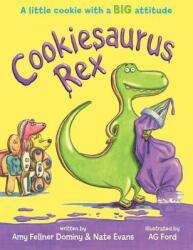 Cookiesaurus Rex (ISBN: 9781484767443)