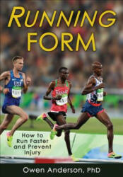 Running Form - Owen Anderson (ISBN: 9781492510383)