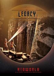 Legacy: Relics of Mars (ISBN: 9781496548221)