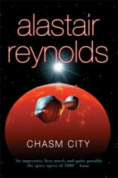 Chasm City - Alastair Reynolds (2008)