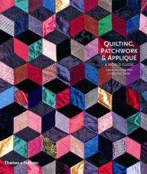 Quilting, Patchwork and Applique - Caroline Crabtree (2007)