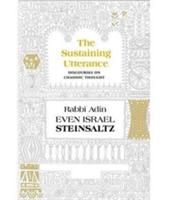 The Sustaining Utterance: Discourses on Chasidic Thought (ISBN: 9781592643196)