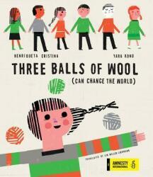 Three Balls of Wool (ISBN: 9781592702206)