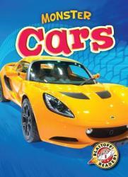 Monster Cars (ISBN: 9781600149351)