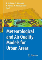 Meteorological and Air Quality Models for Urban Areas (2009)