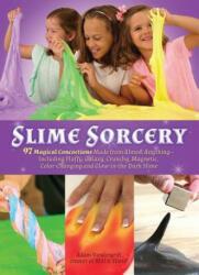 Slime Sorcery - Adam Vandergrift (ISBN: 9781612437545)