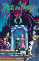 Rick and Morty Volume 6 (ISBN: 9781620104521)