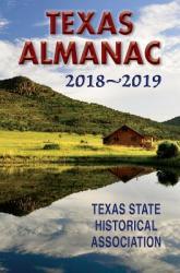 Texas Almanac 2018-2019 (ISBN: 9781625110459)