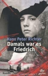 Damals War Es Friedrich (1998)