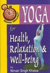 Gotta Minute? Yoga for Health and Relaxation (2000)
