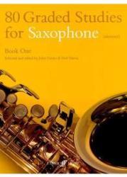 80 Graded Studies for Saxophone (1998)