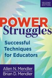 Power Struggles: Successful Techniques for Educators (ISBN: 9781935543206)