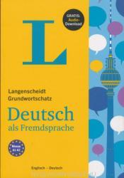 Langenscheidt Grundwortschatz Deutsch - Basic Vocabulary German (ISBN: 9783468201301)