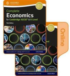 Complete Economics for Cambridge IGCSE (ISBN: 9780198409830)