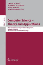 Computer Science - Theory and Applications - Third International Computer Science Symposium in Russia, CSR 2008, Moscow, Russia, June 7-12, 2008, Pro (2008)