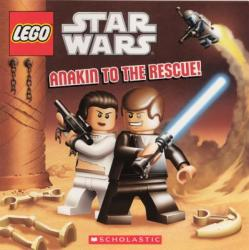 Lego Star Wars Anakin to the Rescue: 8x8 #2 (ISBN: 9780606267748)