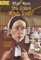 What Were the Salem Witch Trials? (ISBN: 9780606367615)