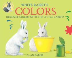 White Rabbit's Color Book (ISBN: 9780606395984)